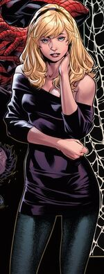 Gwendolyne Stacy (Clone) (Earth-1610) from Ultimate Spider-Man Vol 1 200 0001