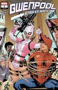 Gwenpool Strikes Back Vol 1 1