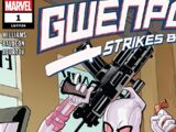Gwenpool Strikes Back Vol 1 1