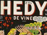 Hedy De Vine Comics Vol 1 27