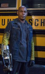 Herman Schultz (Earth-199999) from Spider-Man Homecoming 002