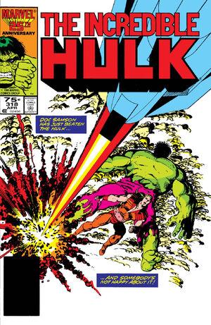 Incredible Hulk Vol 1 318