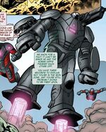 James Rhodes (Earth-13584) from Dark Avengers Vol 1 184 001