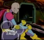 Kevin Sydney (Earth-95099) from X-Men The Animated Series Season 4 1 001