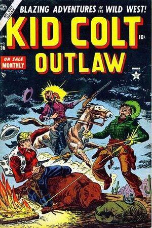 Kid Colt Outlaw Vol 1 36