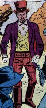 King Cobra (Earth-616) from Kid Colt Outlaw Vol 1 98 0001