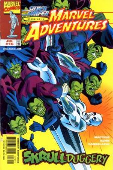 Marvel Adventures Vol 1 16