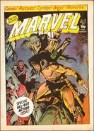 Marvel Comic Vol 1 335
