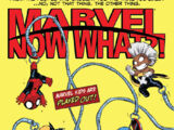 Marvel: NOW WHAT! Vol 1 1