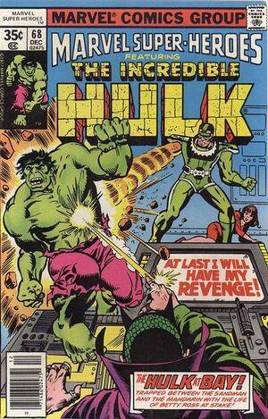 Marvel Super-Heroes Vol 1 68