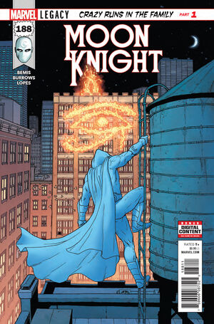 Moon Knight Vol 1 188