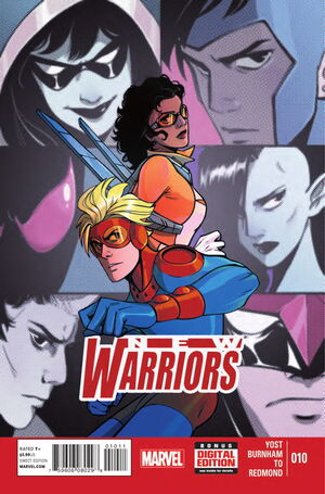 New Warriors Vol 5 10