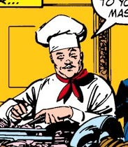 Pierre (Chef) (Earth-616) from Fantastic Four Vol 1 258 001