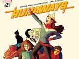 Runaways Vol 5 21