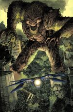 Scar (Flora colossus) (Earth-616) from Infinity Countdown Vol 1 1 001