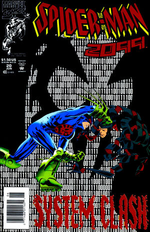 Spider-Man 2099 Vol 1 20
