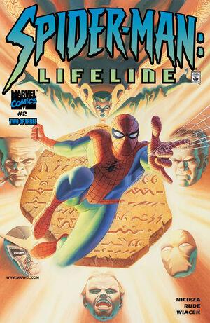 Spider-Man Lifeline Vol 1 2