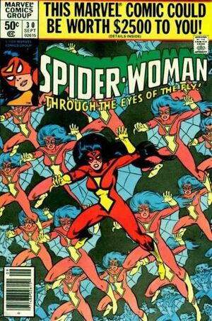 Spider-Woman Vol 1 30