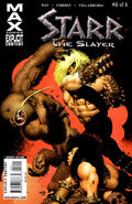 Starr the Slayer Vol 1 2