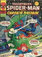 Super Spider-Man & Captain Britain Vol 1 240