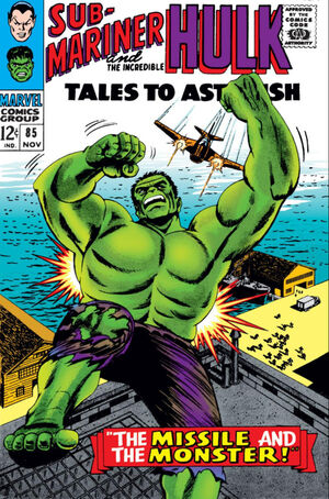 Tales to Astonish Vol 1 85
