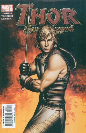 Thor Son of Asgard Vol 1 2