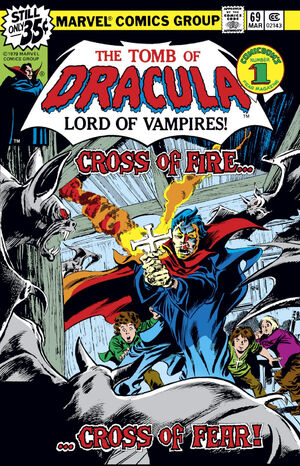 Tomb of Dracula Vol 1 69