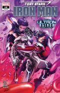 Tony Stark Iron Man Vol 1 18