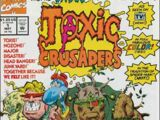 Toxic Crusaders Vol 1 1