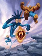 Ultimate Fantastic Four Vol 1 6 Textless