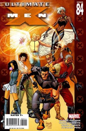 Ultimate X-Men Vol 1 84