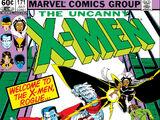 Uncanny X-Men Vol 1 171