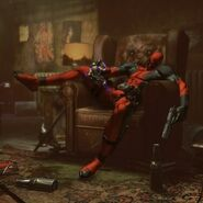 Wade Wilson (Earth-13625) from Deadpool (video game) 0002