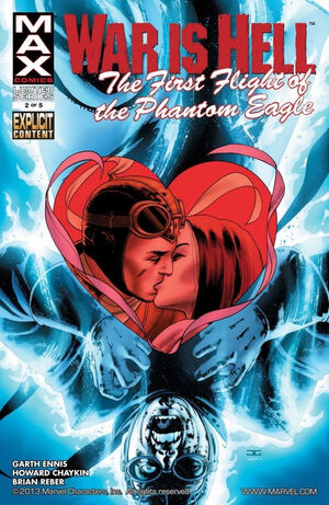 War Is Hell The First Flight of the Phantom Eagle Vol 1 2