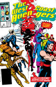 West Coast Avengers Vol 2 37