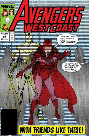 West Coast Avengers Vol 2 47