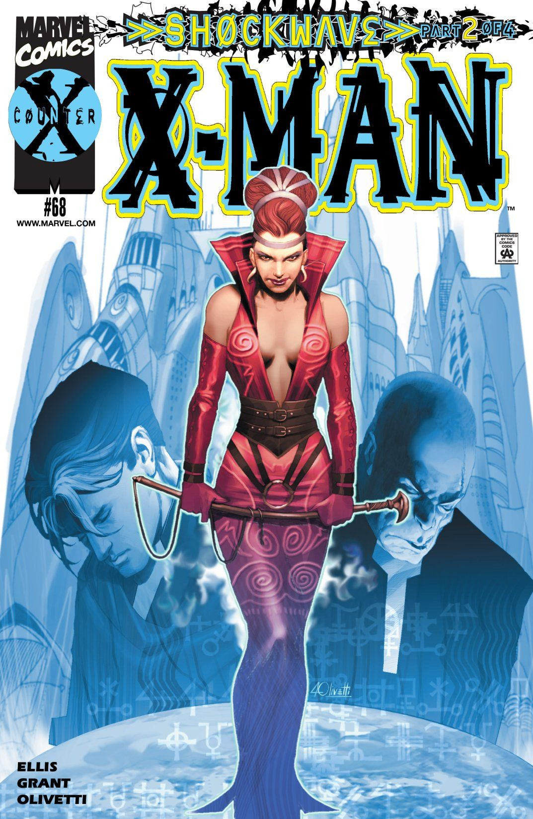 X-Man Vol 1 68