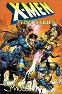 X-Men Visionaries Jim Lee TPB Vol 1 1