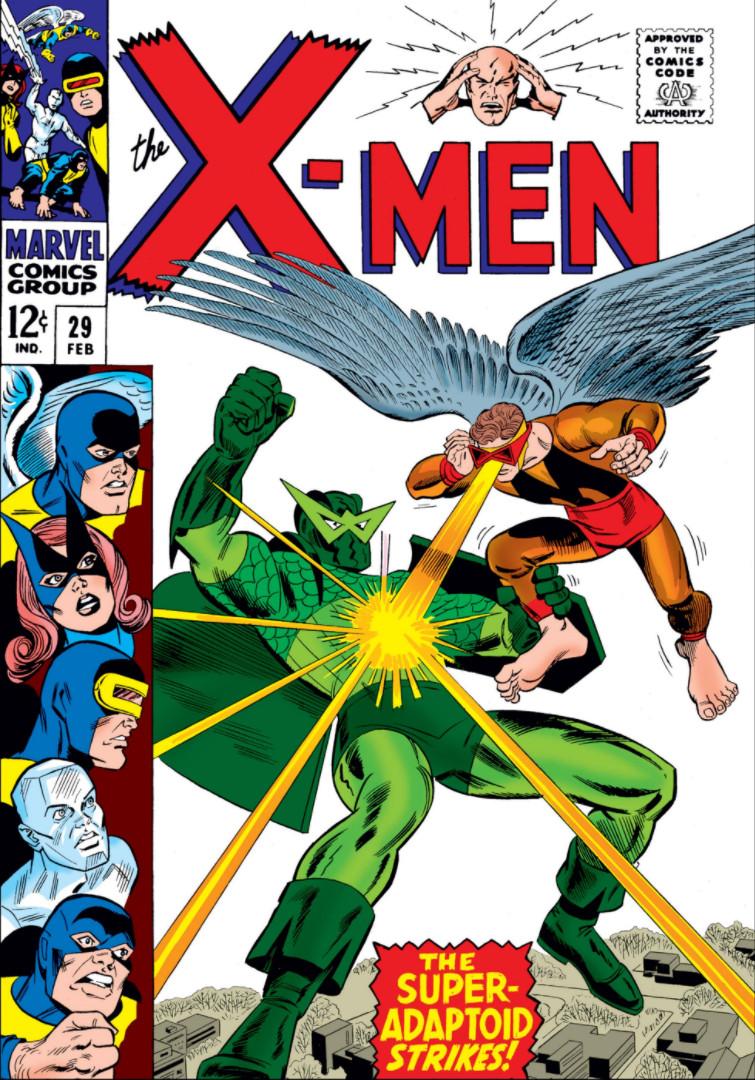 X-Men Vol 1 29