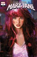 Amazing Mary Jane Vol 1 1 Parel Variant