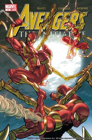 Avengers The Initiative Vol 1 7