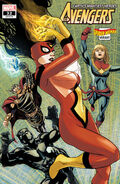 Avengers Vol 8 32 Spider-Woman Variant