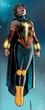 Avril Kincaid (Earth-616) from Mighty Captain Marvel Vol 1 8 001