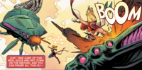 Carol Danvers (Earth-616) and Ripley Ryan (Earth-616) from Captain Marvel Vol 10 8 001