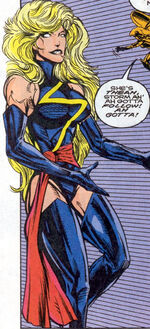 Carol Danvers (Earth-TRN566) from X-Men Adventures Vol 2 9 0001