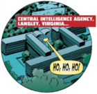 Central Intelligence Agency (CIA) (Earth-TRN133) from Deadpool MAX X-Mas Special Vol 1 1