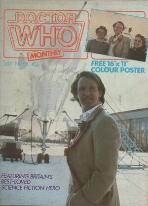 Doctor Who Monthly Vol 1 68