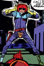 Freak Quincy (Earth-616) from Iron Man Vol 1 255 0001