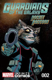 Guardians of the Galaxy Infinite Comic Vol 1 2