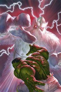 Immortal Hulk Vol 1 30 Textless